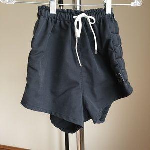 Umbro Soccer Goalkeeper Padded Shorts, Large!